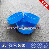 Couvertures/chapeaux ronds de plastique d'unité centrale pour des tubes
