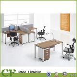 Stazione di lavoro del personale del divisorio del gruppo di terminali dell'ufficio con il Governo di riempimento