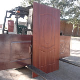 Ep Teak와 가진 이상의 100 Type Moulded HDF Door Skin Plywood
