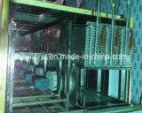 Apparatuur van het Diepvriezen IQF van de Groente van het Fruit van de aardbei de Vloeibaar gemaakte