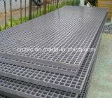 Ineinander greifen des Fiberglas-FRP GRP, das für Graben-Deckel, Treppe, Plattform, Auto-Wäsche-Stab zerreibt