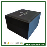 Hot Sale Black Leather Leather Watch Box