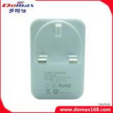 Chargeur rapide Emergency de mur de course du micro 2 USB de téléphone mobile