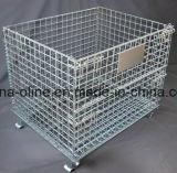 De Container van het Netwerk van de Draad van het staal (1000*800*840)