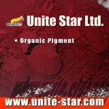 Органический красный цвет 8 пигмента для печатание тканья