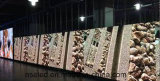 Il grande grande schermo dell'interno LED riveste la visualizzazione di pannelli di LED P3