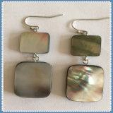 De nieuwe Shell van de Manier van het Punt Oorring van Juwelen, de Reeks van de Juwelen van de Manier van de Armband van de Halsband