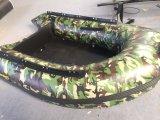 PVC de 7.5FT 2.3m ou barco do esporte de Hypalon e bote de salvamento de borracha infláveis materiais Hy-E/S230 com CERT do Ce. para a venda