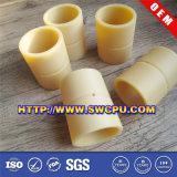 Coussinet en plastique réducteur noir pour les meubles (SWCPU-P-PP030)