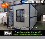 Casa piegante facile prefabbricata del contenitore di Wellcamp