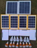 Systeem van de zonne LEIDENE van de Elektriciteit Lamp van de Verlichting het Lichte