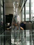 Wein-Flasche mit polnischem und Silk Drucken mit für Xo und Spiritus und unterschiedliche Größe des Weins Manufication
