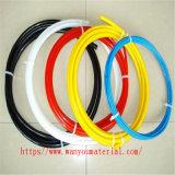 PA/PP/PE/PVC flexibles gewölbtes elektrisches Rohr-Rohr