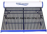 Riscaldatore di acqua solare non pressurizzato di Qal CG 300L1