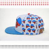 Sombreros 100% del Snapback del algodón