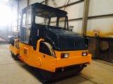 8 Tonnen-statisches Straßen-Rollen-Verdichtungsgerät für Verkauf