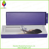 Коробка волос картона окна PVC высокой ранга упаковывая