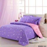 新しい寝具の100%年の綿織物はホームのためにセットした