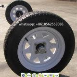 Remolque conjunto de neumático llantas de acero Llantas para Ruedas llantas del remolque