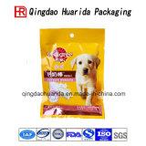 La plastica che si leva in piedi in su l'alimento per animali domestici insacca i sacchetti dell'alimento di cane