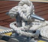 Fibra de UHMWPE para la cuerda de la amarradura