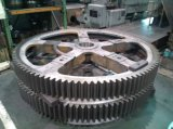 Flange 300-6500mm do forjamento do grande diâmetro