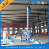 Sale를 위한 10m Single Mast Aluminum Lift