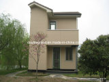 Prefabricated 살아있는 집, 샌드위치 위원회 벽 및 지붕 집