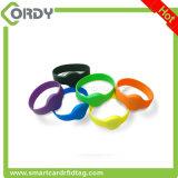 13.56MHz MIFARE Ultralight C RFID Silikon Wristband-Armbänder