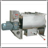 Máquina seca do misturador do pó da fita dobro horizontal modelo comprimida