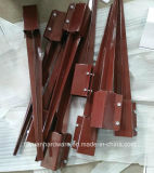 Factory Metal Hot Inmersed Square Fence Pole Anchor