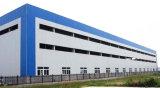 Fábrica prefabricada ligera del marco de la estructura de acero (KXD-SSB152)