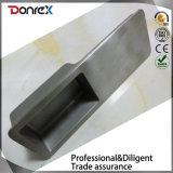 Parte del coperchio del pezzo fuso di precisione dell'acciaio inossidabile per la macchina