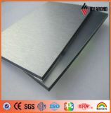 Ideabond RoHS certificó el panel compuesto de aluminio aplicado con brocha poliester (Ae-32