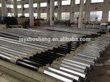 Kleine Elektrizitäts-Übertragungs-Stahlpole-Pfosten