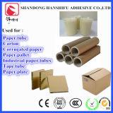 El pegamento soluble rápido del almidón de la protección del medio ambiente para el papel