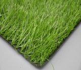 L'erba artificiale di Fooball mette in mostra il prato inglese sintetico della corte (SB)