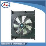 Sml: solo motor del radiador por un generador diesel
