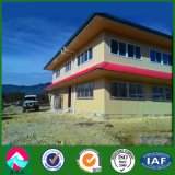 Costruzione prefabbricata acciaio chiaro cinese per l'ufficio di Admin ed il workshop (XGZ-A010)