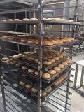 Venta caliente Rotary para hornear galletas y pan Horno