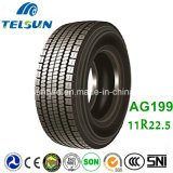 China All Steel Radial Truck Bus Tyre (11R22.5)