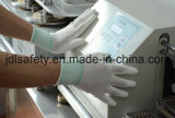 Белая перчатка работы ESD с PU (PC8112)