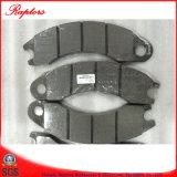 Forro de freio dianteiro Terex (15266826) para peça de dumper Terex (3305 3307 tr50 tr60 tr100)