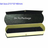 Jy-Jb103黒いペーパー宝石類のギフトの荷箱