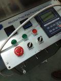 Machine d'emballage pour lingettes à alcool endossé par la FDA