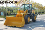 1.7m3 Capacity Construction Equipment Wolf 3ton Wheel Loader