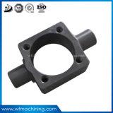 Peça fazendo à máquina do cilindro do petróleo hidráulico das peças do CNC da precisão do cilindro hidráulico do OEM