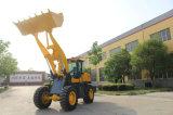 熱い販売3tonの車輪のローダーの農業機械