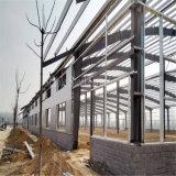 Het modulaire Pakhuis van de Opslag van de Structuur van het Staal van Professioneel Bedrijf