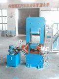 Machine en caoutchouc en caoutchouc de presse hydraulique d'amortisseurs